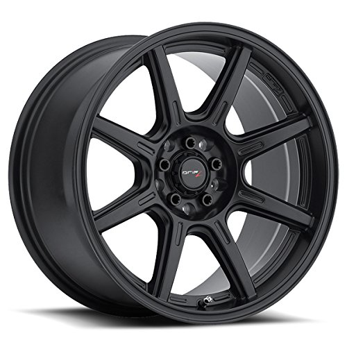 Drifz 308B SPEC-R Black Wheel (17x9