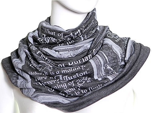 The Picture of Dorian Gray Book Scarf