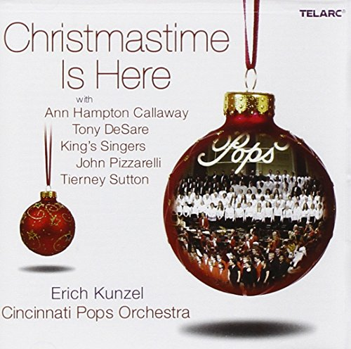 Christmastime Is Here / Kunzel, Erich & Cincinnati Pops