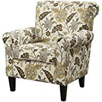 Coaster Home Furnishings 902082 Casual Accent Chair, Brown