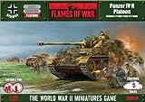 Flames of War Panzer IV H Platoon