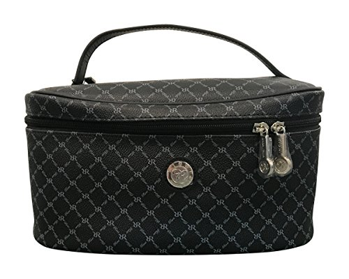 Rioni Black Signature Cosmetic Carrier, STB20113