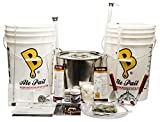 home beer brewing supplies - North Mountain Supply 5 Gallon Beer Kit Equipment Complete 23pc Beginner Kit - With Step-By-Step Instructions