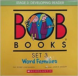 Bob Books Set 1 - JOHN R. MASLEN BOBBY LYNN MASLEN PAPERBACK NEW 12 books