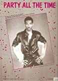 Sheet Music Party All The Time Eddie Murphy 149