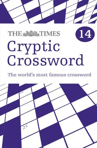 Read Online By The Times Mind Games Times Cryptic Crossword Book 14 [Paperback] pdf