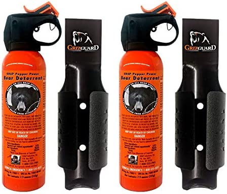 Top 10 Best bear spray with holster Reviews