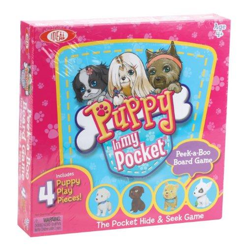 Ideal Puppy Pocket Peek Board