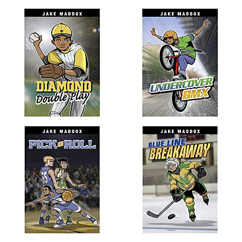 Jake Maddox Sports Stories Jake Maddox