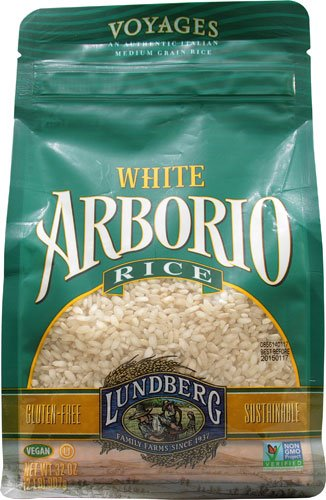 Lundberg White Arborio Rice Gluten Free -- 2 lbs - 2 pc by LUNDBERG