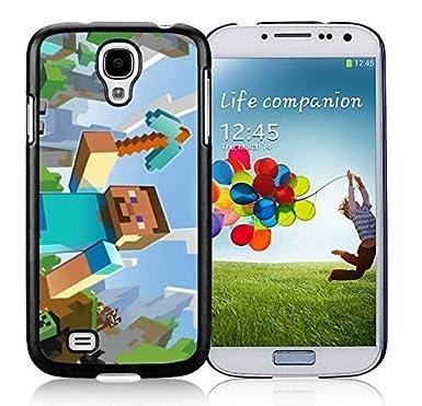 buy popular 2345f 5dcfe Special Custom Samsung Galaxy S4 Case Minecraft 113 Black ...