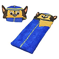 Paw Patrol Chase Hooded Slumber Bag