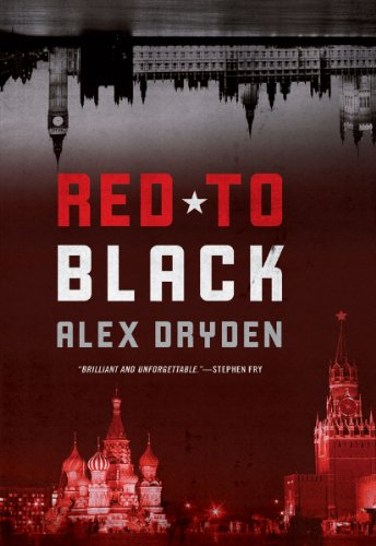 Red to Black (Anna Rensikov) cover