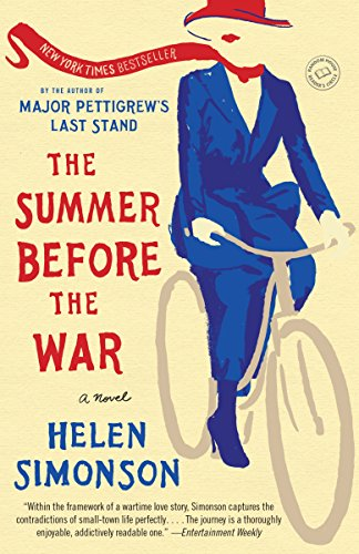The Summer Before the War: A Novel cover
