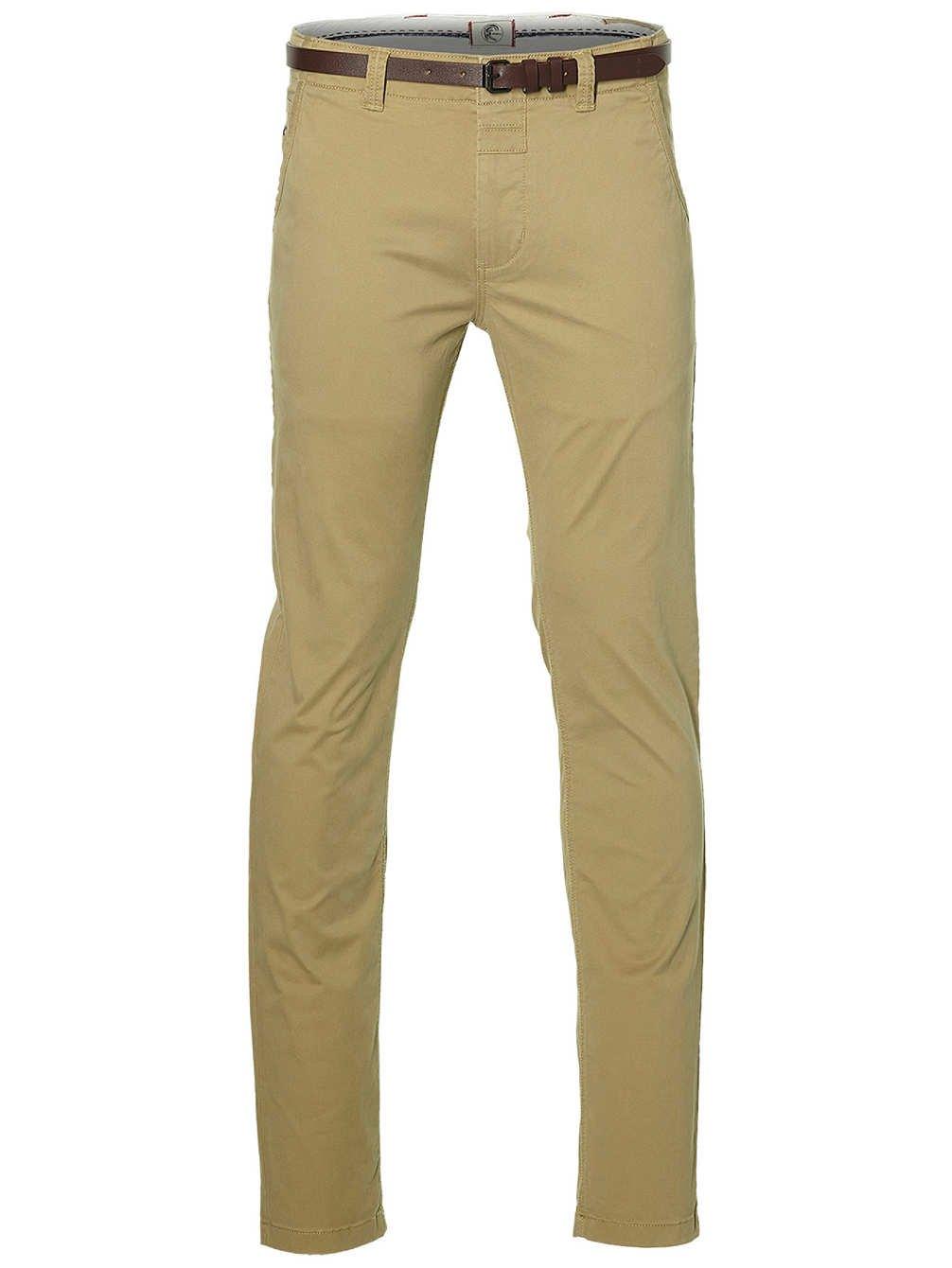 TALLA 34. O'Neill 8P2704 Pantalón Chino, Hombre, marrón (Marl Brown), 34