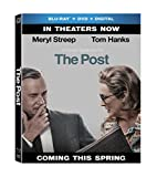 The Post (Blu-ray + DVD + Digital)