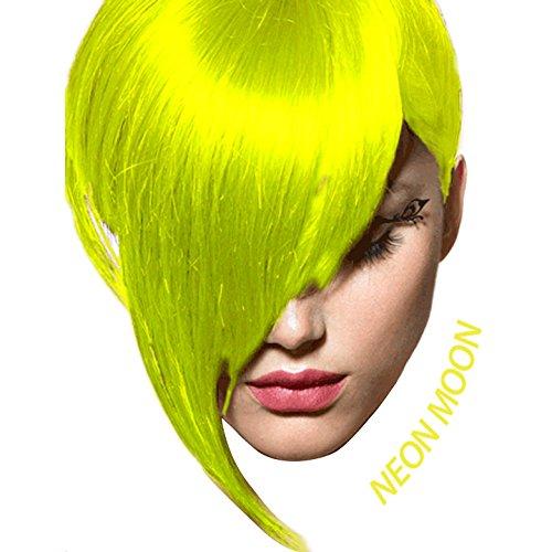 Arctic Fox Semi Permanent Hair Color Dye 4 Ounce (Neon Moon)