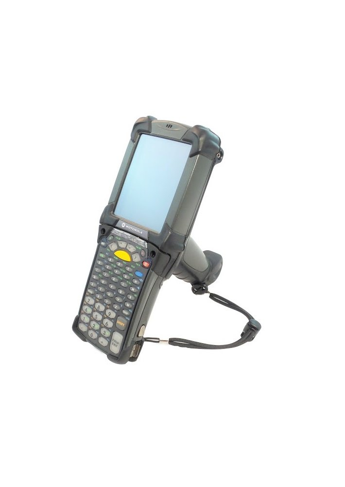 Motorola MC9190 G Handheld Computer Laser Barcode Scanner Windows CE6 5250 Emulation Keyboard MC9190 GA0SWJYA6WR