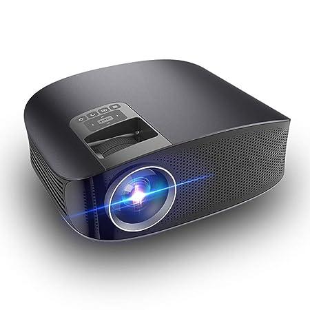BSDK Proyector de Video, teléfono móvil Compatible con la Misma ...