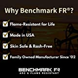 BENCHMARK FR Zombie Flame Resistant Face Mask Neck