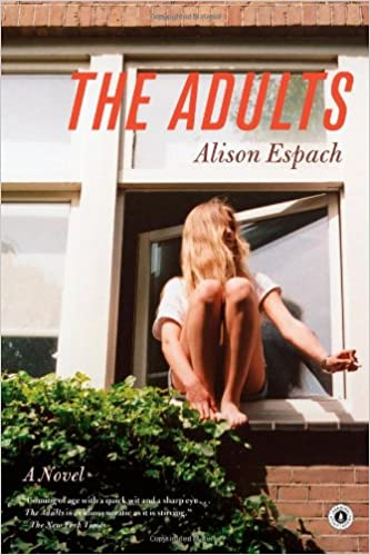 Image result for The Adults by Alison Espach cover