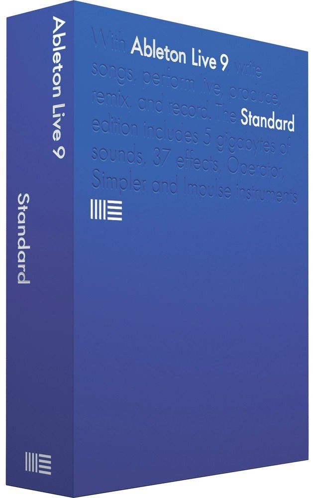 Ableton Live 9 Standard Ableton Live 9 Standard Multi-Track Audio Recording with Sound Library