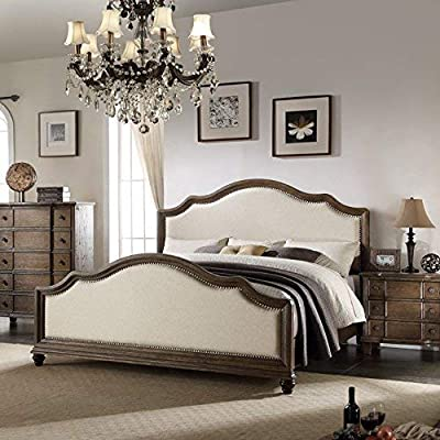 Acme Furniture 26110Q Baudouin Queen Bed