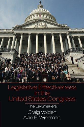 Legislative Effectiveness in the United States Congress: The Lawmakers