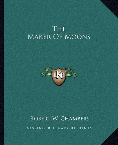 The Maker Of Moons PDF