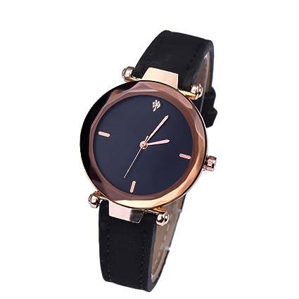 LJXAN Relojes de Cuarzo para Mujer Relojes de Moda Relojes para Parejas Relojes Relojes ZYXCC (