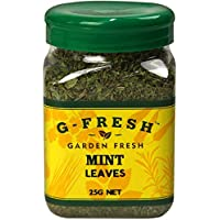 G-Fresh Mint Leaves, 25 g