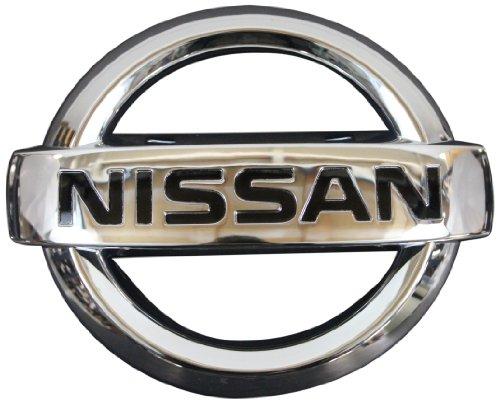 - Nissan Genuine 62890-6Z500 Emblem