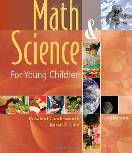 Math+Science F/Young Children