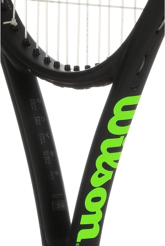 Wilson Raqueta de tenis, Blade 25, Para niños de entre 9 y 10 años ...