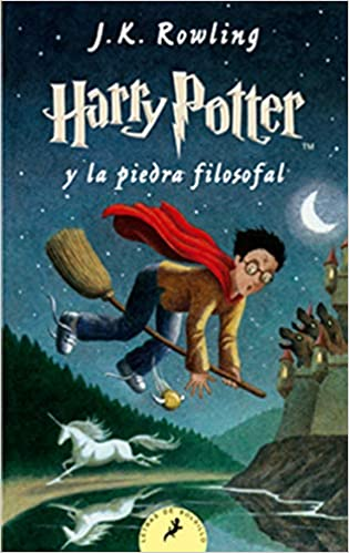 Amazon Fr Harry Potter Tome 1 Y La Piedra Filosofal