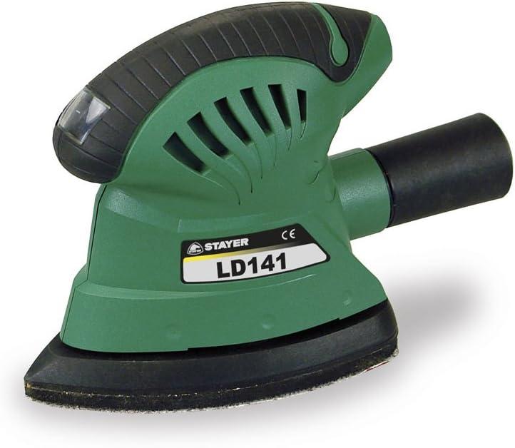 Stayer 1.896 Lijadora, 180 W, 230 V: Amazon.es: Bricolaje y herramientas