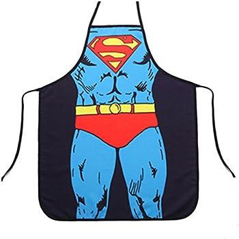 Comics' Superman Be The Character Apron