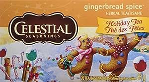 Celestial Seasonings Gingerbread Spice, 20 Tea Bags
