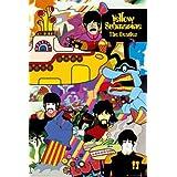 1art149708Beatles Yellow Submarine Poster 91x 61cm by 1art1Ã'Â