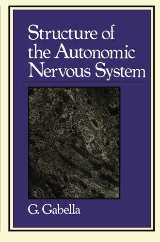 Structure of the Autonomic Nervous System