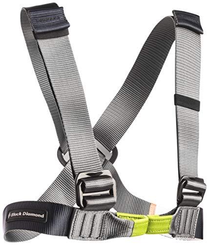 Black Diamond Vario Chest Climbing Harness - Black ()