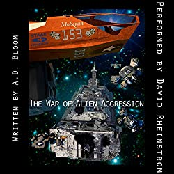 The War of Alien Aggression - Box Set One