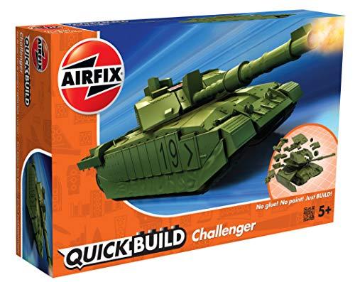 Airfix Quickbuild Challenger Tank Brick Building Model Kit