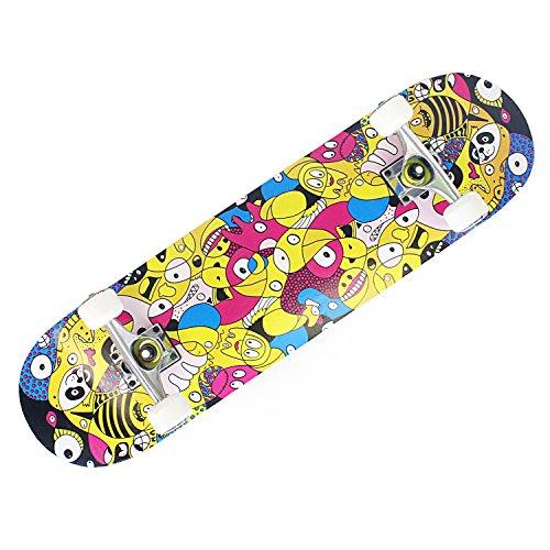 OneHype - Pro Complete Skateboard Monster Jam 31
