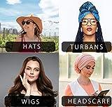 Madison Headwear Wig Grip Headbands For