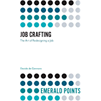 Job Crafting: The Art of Redesigning a Job (Emerald Points) (English Edition)