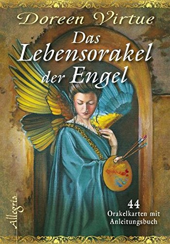 Das Lebensorakel der Engel: Kartenset Nicht gebunden – 28. Oktober 2011 Doreen Virtue Allegria 3793422186 Tarot