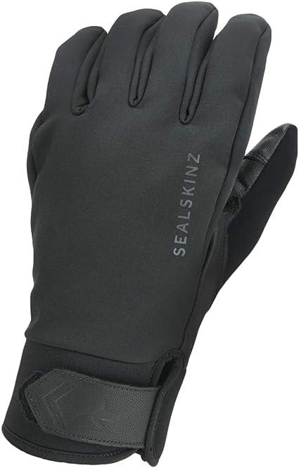Sealskinz Unisexe Imperméable Tous Temps Cycle Gant Gris Sports