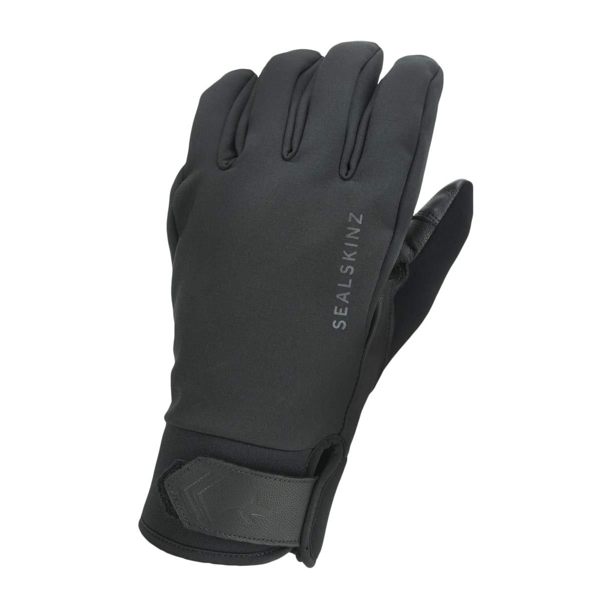 SealSkinz All Season 100/% Waterproof Outdoor Hiking Walking Work Gloves Black