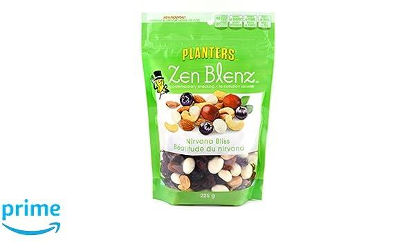 Planters Zen Blenz Nirvana Bliss, 225g: Amazon.ca: Grocery on